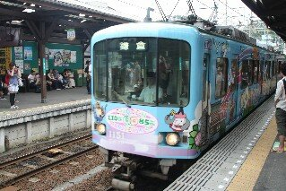 Kamakura Train to Hase and to the beach